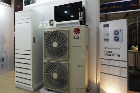 3 LG R1 Compressor