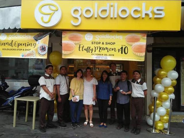 Goldilocks Sta.Mesa Store