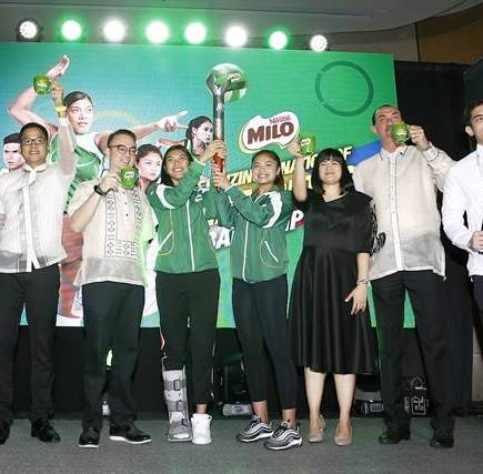 MILO Philippines 30th SEA Games