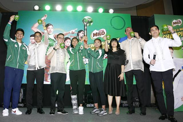 MILO Philippines 30th SEA Games