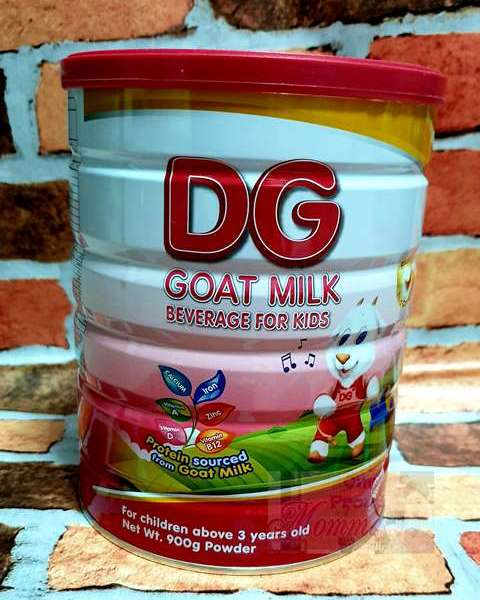 DG Goat Milk for Kids