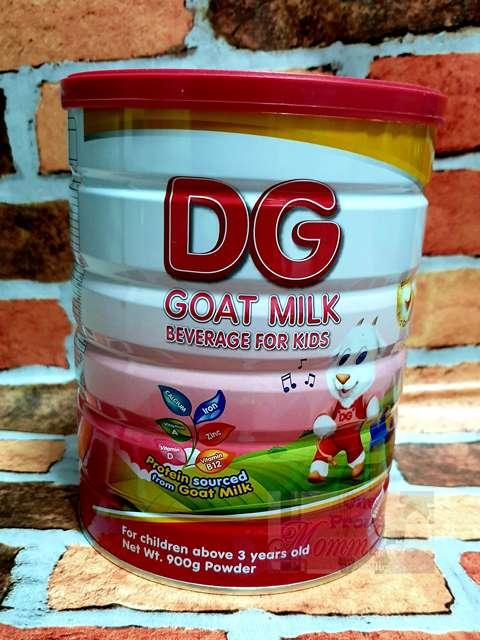 DG Goat Milk for Kids