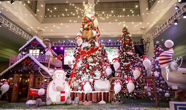 Cozy Christmas at SM Southmall