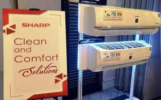 Sharp Air-conditioner with AIoT J-Tech Inverter Technology