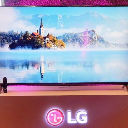 LG 8K Ultra HD