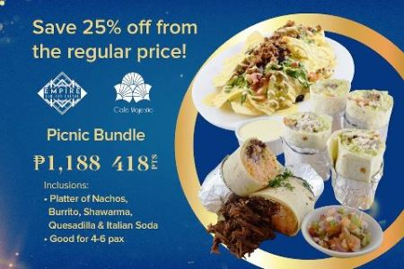 Royce Hotel and Casino Picnic Bundle