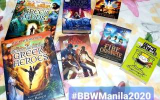 Big Bad Wolf Book Sale Manila 2020