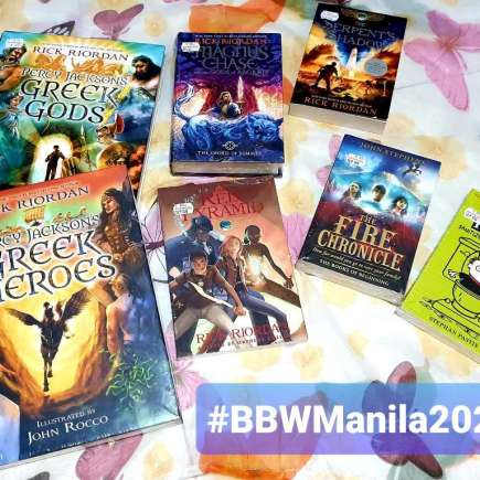 Big Bad Wolf Book Sale Manila 2020