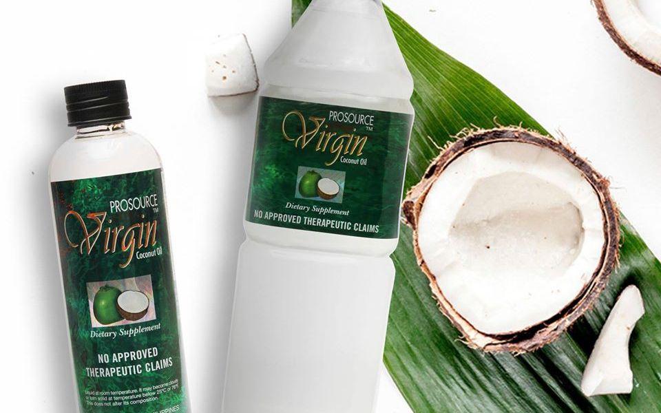 ProSource Virgin Coconut Oil