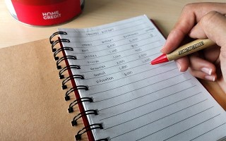 Home Credit budget notebook