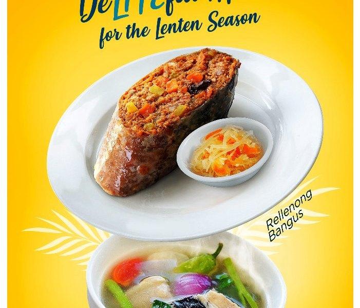 Goldilocks Lenten Season Options
