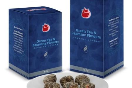 Legande Gourmet Teas Jasmine Flowers tea