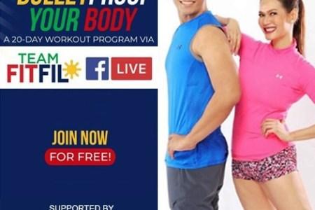 NovuhairxFitFil FB Live Workout image