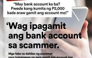BDO Anti Scam Money Mules