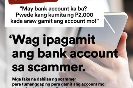 BDO Anti Scam Money Mules