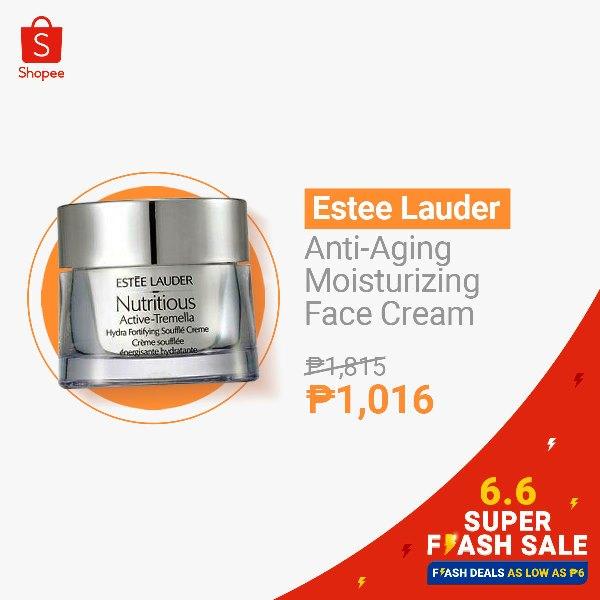 Estee Lauder Anti-Aging Moisturizing Face Cream