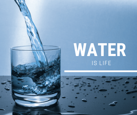 Water is Life - Use it Responsibly