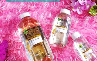 Garnier Micellar Water with Argan Oil