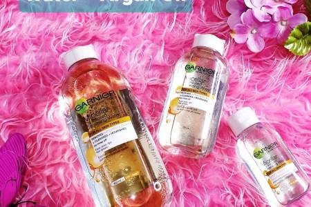 Garnier Micellar Water with Argan Oil