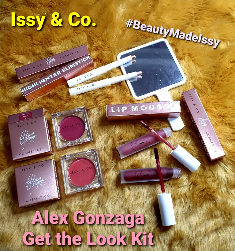 Issy & Co X Alex Gonzaga Line