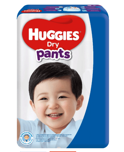 Shopee Huggies Dry Pants XL 60 pcs