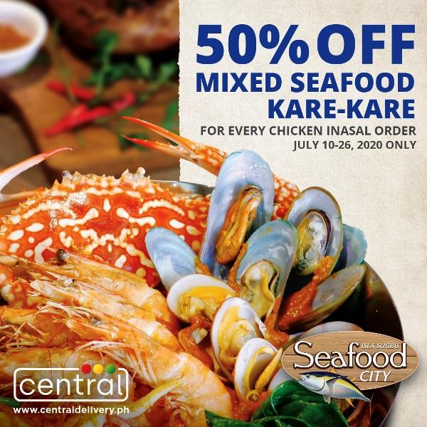 Seafood City Isla Sugbu Seafood Kare-Kare