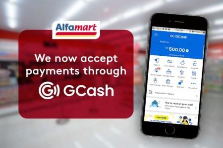 Alfamart GCash