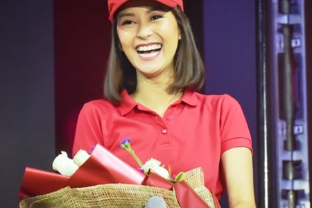Bianca Gonzalez RIA Red Ribbon