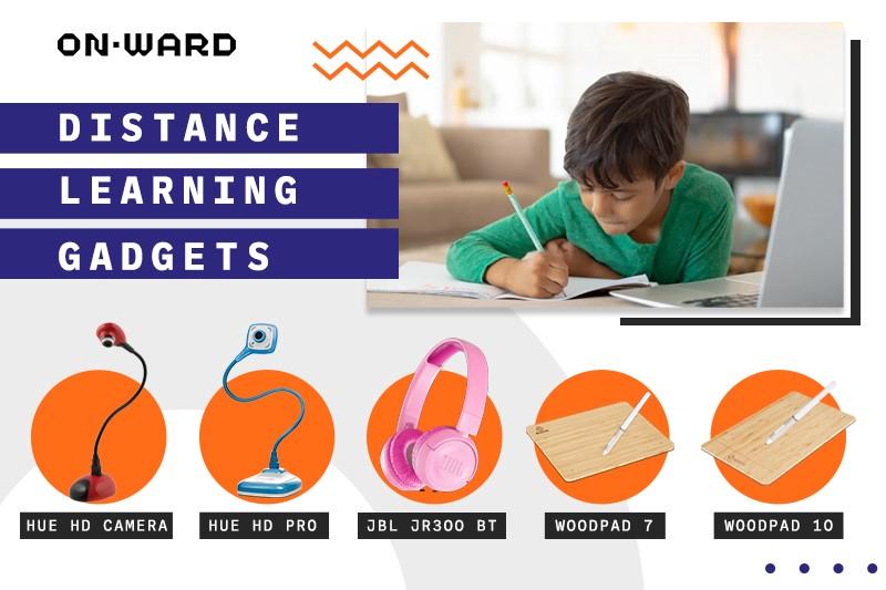 Distance learning OnwardPH Gadgets