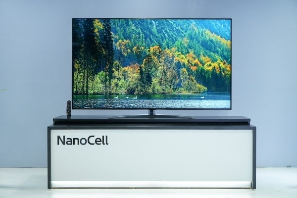 LG NanoCell Real 8K TV