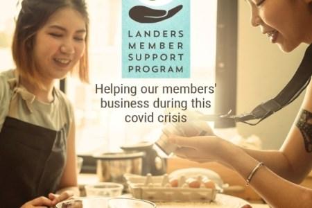 Landers Member Support Program