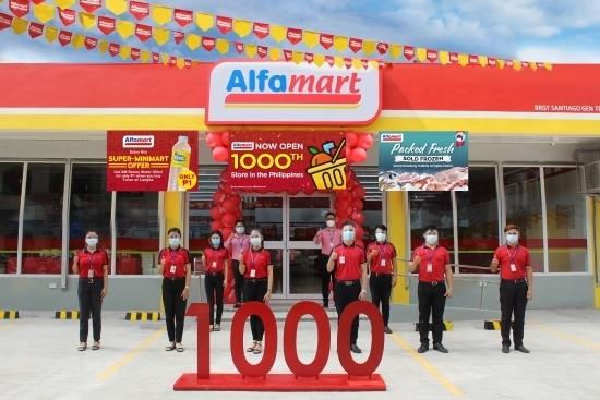 Alfamart 1000th Store Opening
