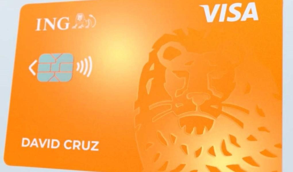 ING Debit Card - Virtual Card