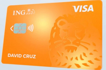 ING Debit Card - Virtual Card