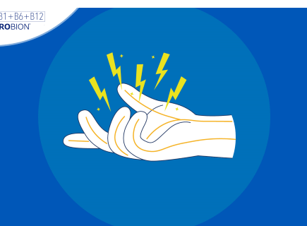 Neurobion - Tingling feeling in the hands