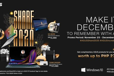 ASUS Zenbook Series December to Remember