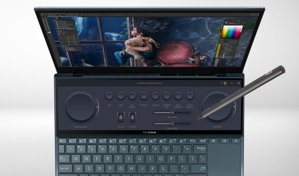 ASUS UX482 ScreenPad Plus