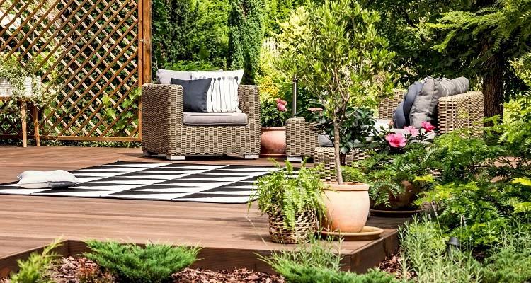 Garden Decking My Job Quote UK