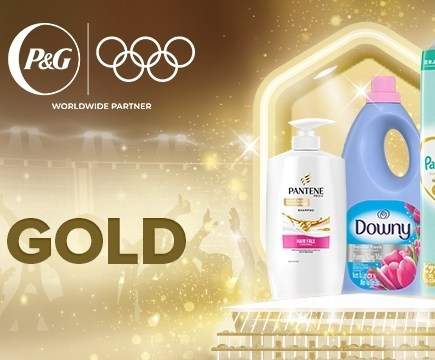 P&G Olympic Games Lazada