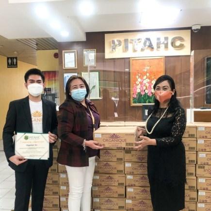 Organique DOH Capsule Donation