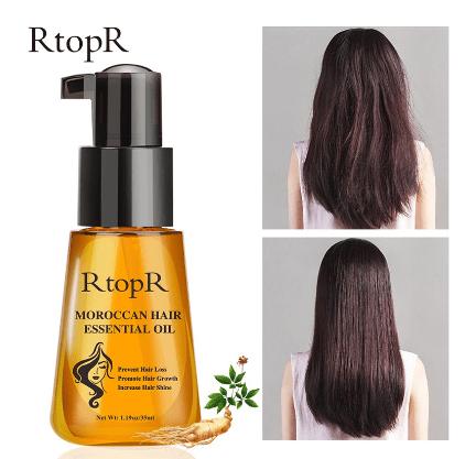 RtopR Moroccan Hair Essential