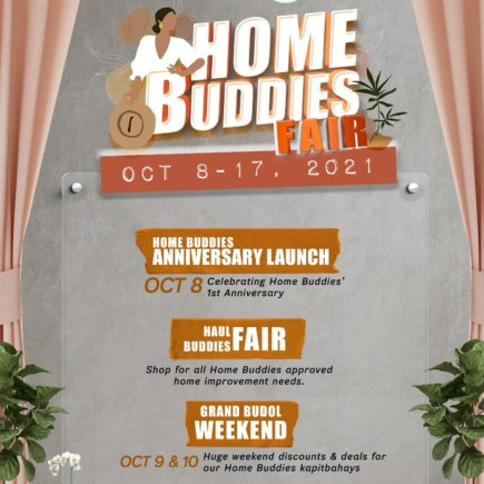 HOME BUDDIES goes to Southmall