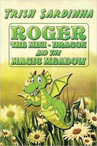 Roger the Mini Dragon Book