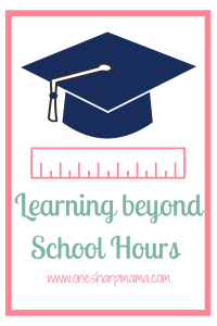 Find out how kids can learn outside of school hours. Find out what impacts their learning other than school work