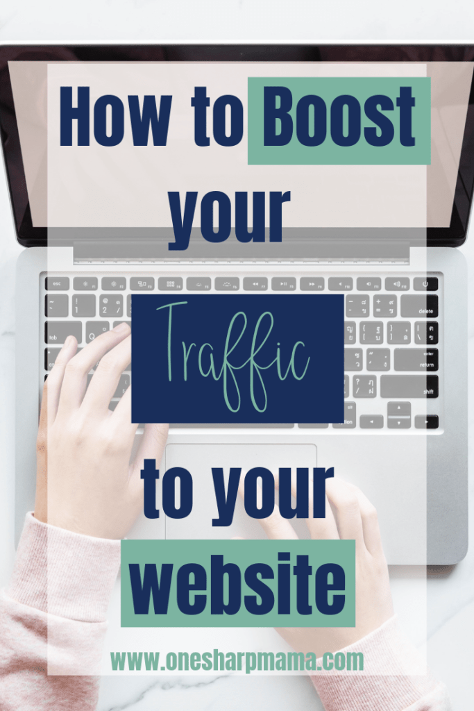 Now that you have learned how to easily set up your blog, it's time to talk about how to drive more traffic to your website. If you are looking to increase your blog page views, check out these tips. Are you fully promoting and marketing your business? #businesstips #blog #traffic #gaintraffic
