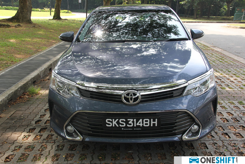 all new camry singapore reset alarm grand avanza toyota 2 0 review oneshift com however the sixth generation model sold in up to march this year was looking a bit long tooth standard four cylinder engine