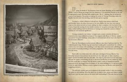 Children of Gaia: War and Horses - Double Page Spread preview of pages 28-29