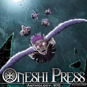 Oneshi Press Comics Anthology 10, Origins: Cover square