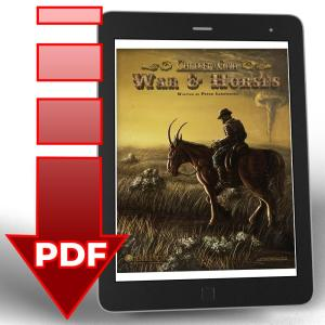 Children of Gaia: War & Horses, now available as Digital .pdf Download