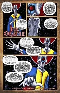 the oracle introduction by xavier hart oneshi press anthology #04